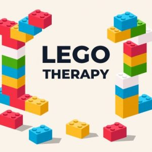 What is Lego Therapy and how can it help develop social skills?